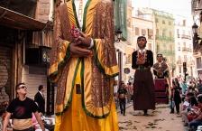 Gegants al Corpus. València