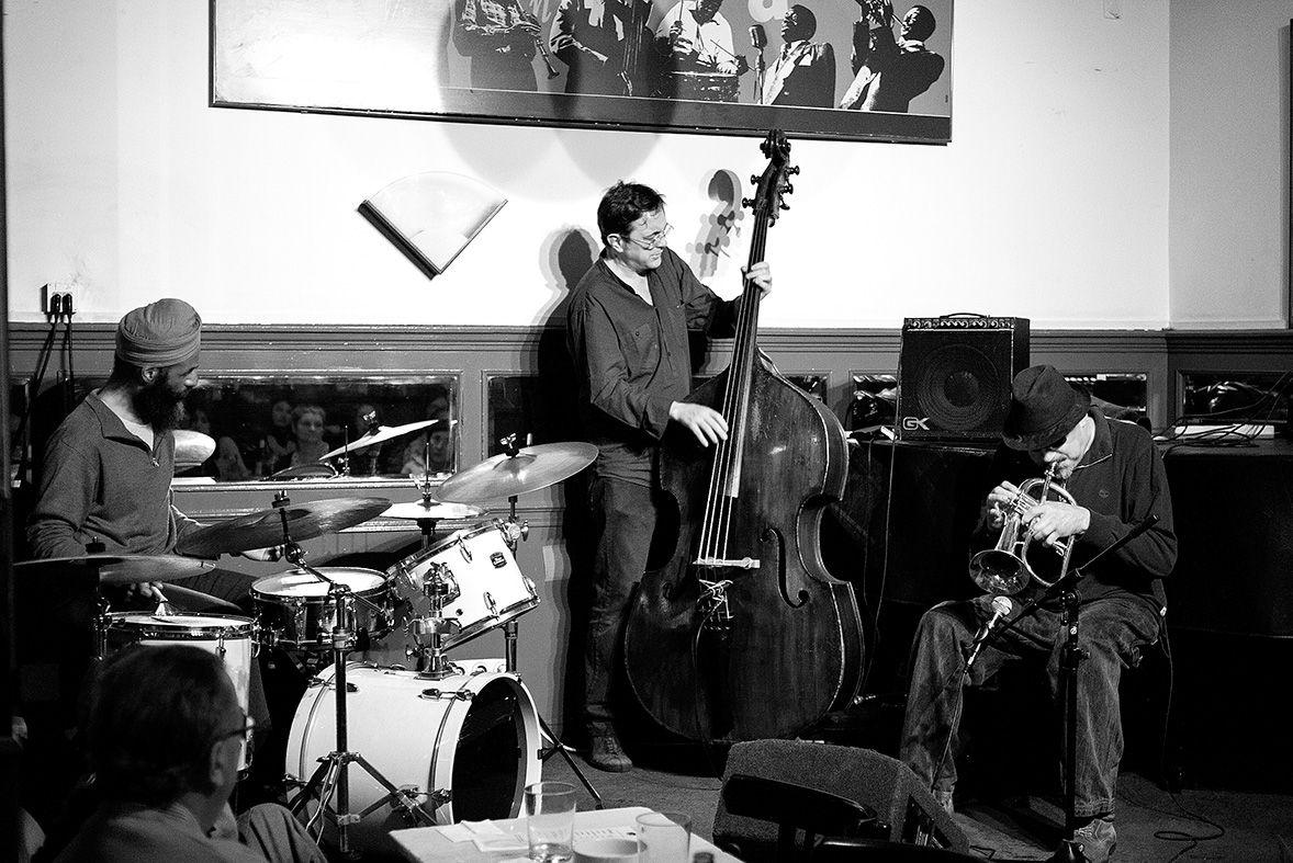 Jerry Gonzalez Trio-2