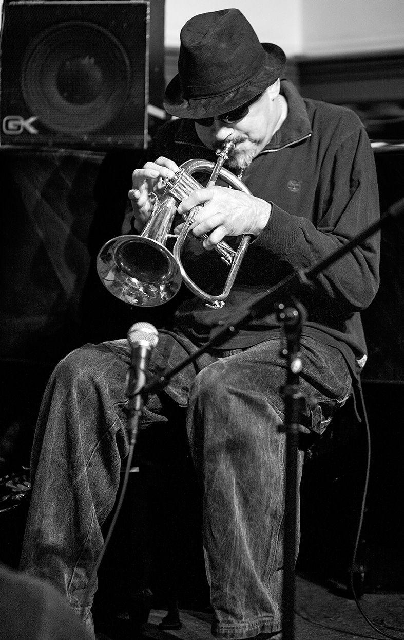 Jerry Gonzalez Trio-5