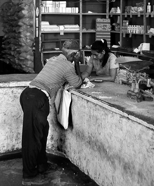 Bodega a Ttinidad-Cuba