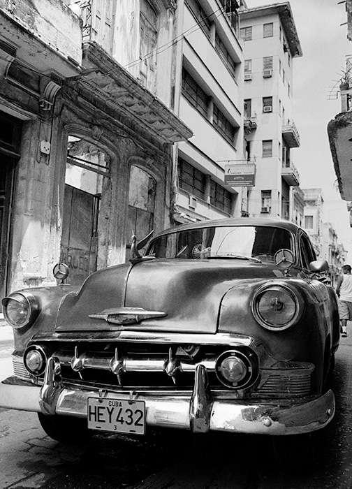 Cotxe america- Cuba