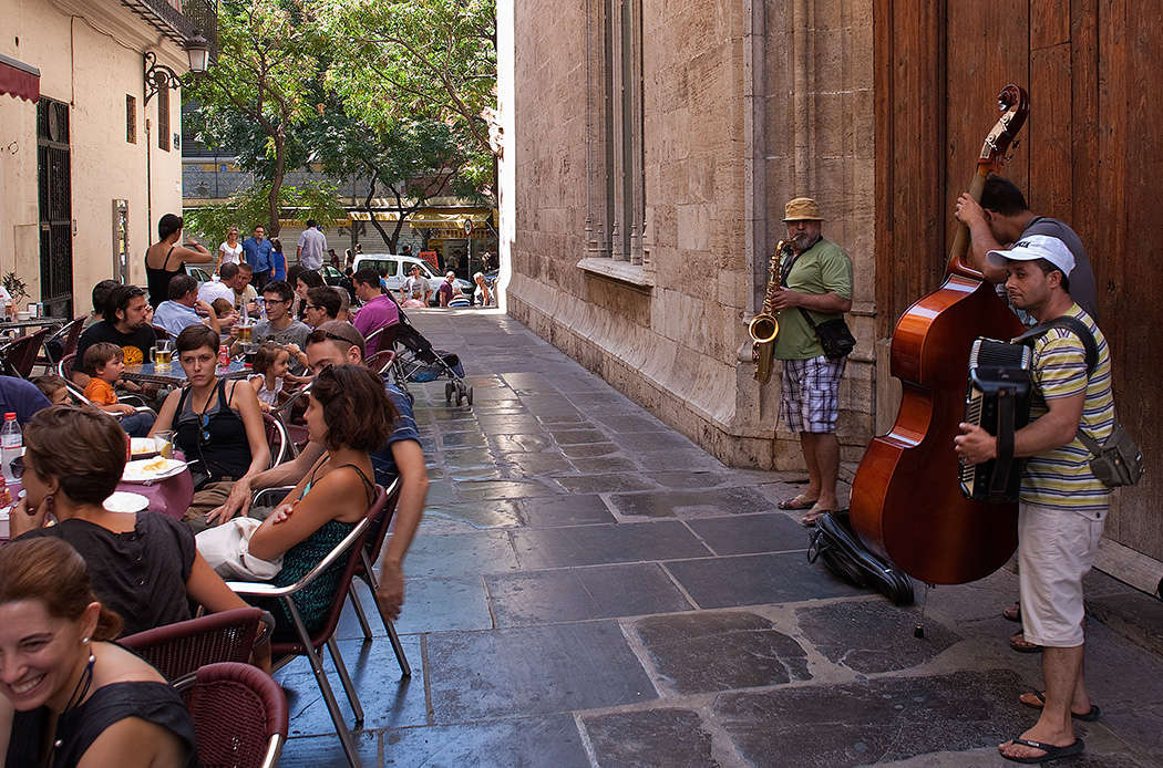 Musics urbans-Llotja