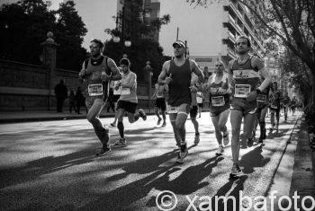 Marató de València 2017: km 30, el mur